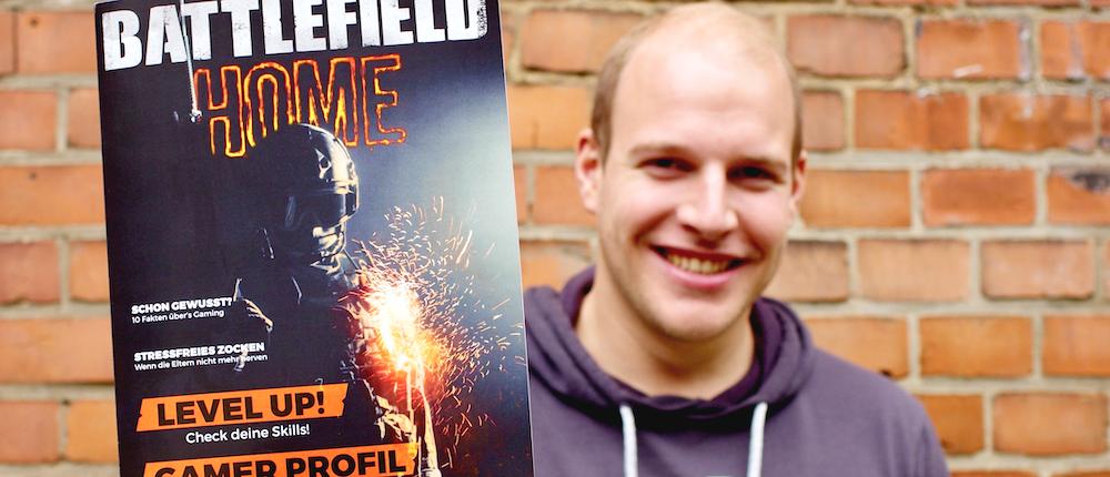 »Battlefield home« - Zocken als Konfliktthema